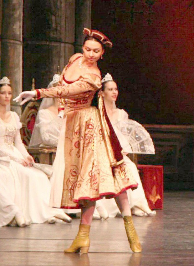 Валерия Морьева, классический танец, балет, боди балет