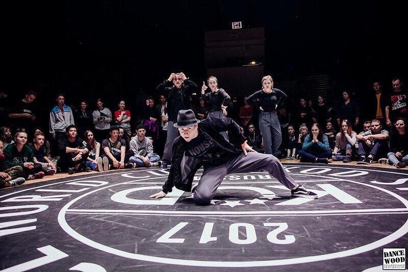 Никита Цеплухин, hip hop, locking, popping