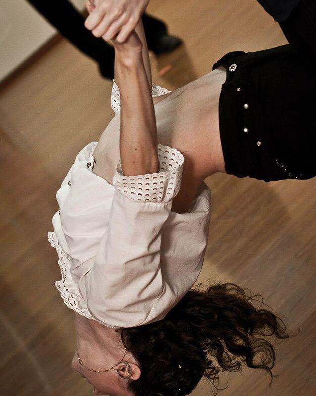 Евгения Ганул. Социальные танцы
