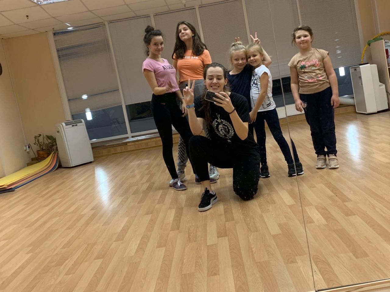 Хии хоп танцы, школа хип хопа, Полина Никитенко
