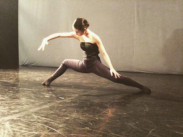 Алина Костарева, современная хореография