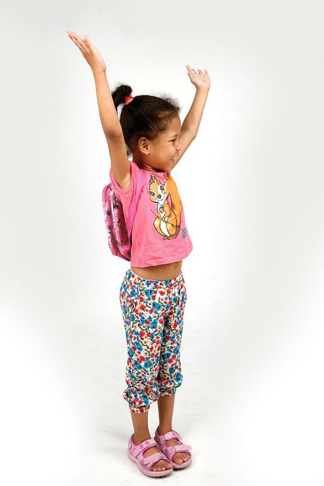 Элизабет, особый ребенок, аутист, коррекция аутизма, танцы для аутистов