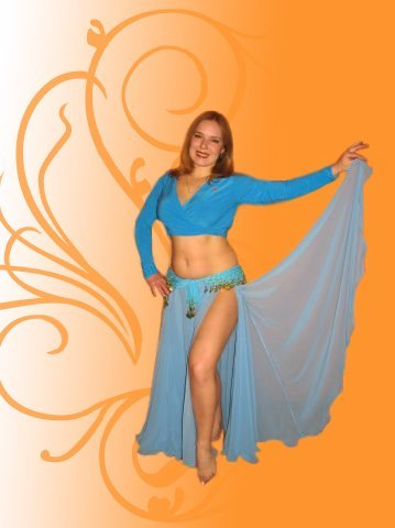 тренировочный костюм для танца живота пошив