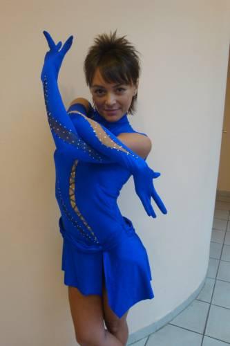 Платье для танцев дешево москва