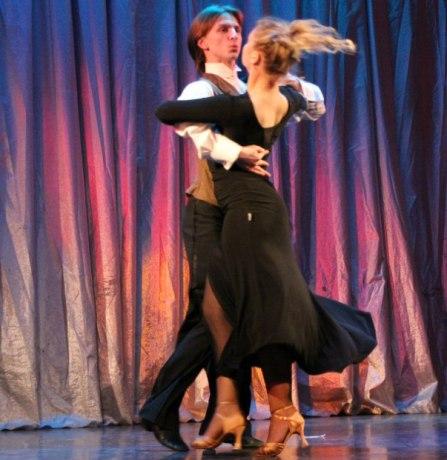 Аргентинское танго, школа аргентинского танго