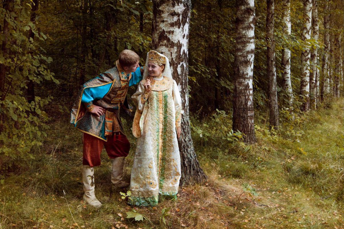 Свадьба в русском стиле, организация свадеб
