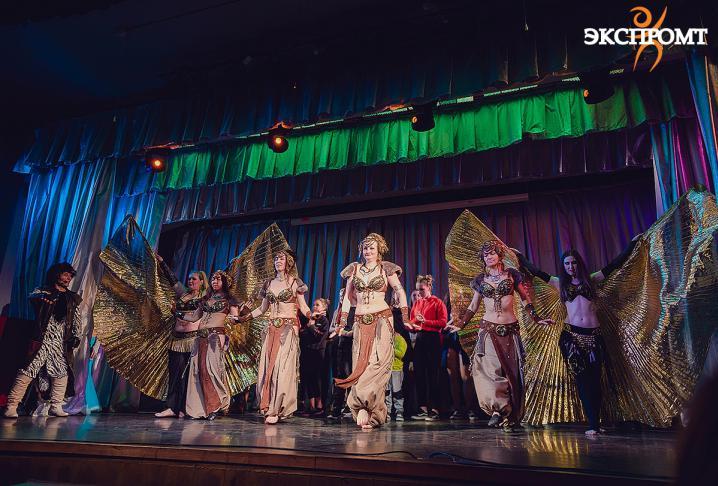 Танец живота. Восточный танец. Арабский танец