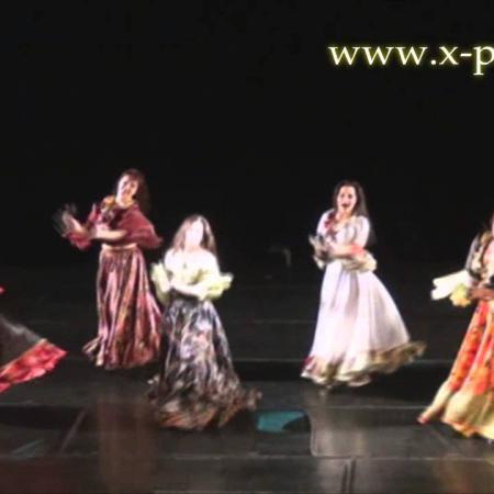 "Цыганский танец ""Кумушка"". Gypsy dance."