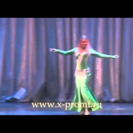 """Восточный танец """"Кукла"""" (ирак). Фрагмент из танцевального спектакля."""