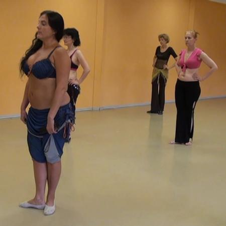 """Урок1. Танец живота, восточные танцы, арабский танец. Школа танцев """"Экспромт"""""""