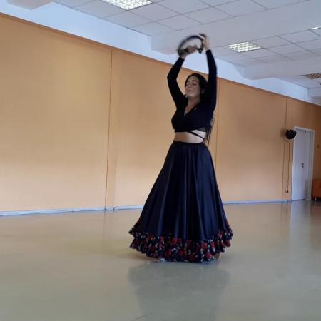 """Цыганский танец """"Кумушка"""". Школа танцев """"Экспромт"""""""