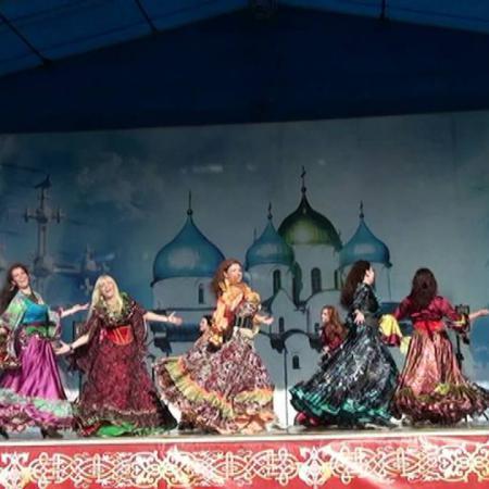 "Цыганский танец ""Венгерка"". Gypsy Dance. Школа танцев ""Экспромт"" Санкт-Петербург"