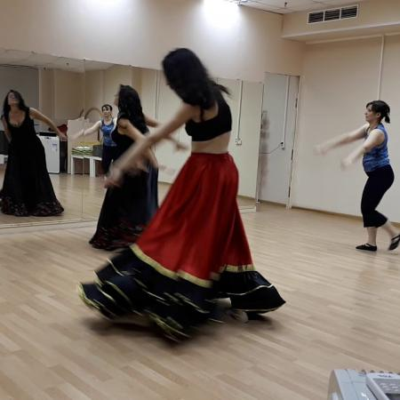 """Цыганский танец """"Прогэя"""". Школа цыганского танца """"Экспромт"""" Санкт-Петербург"""