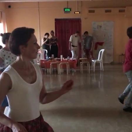 Мастер-класс от Евгения Плющенко в школе танцев Экспромт. 19.08.17