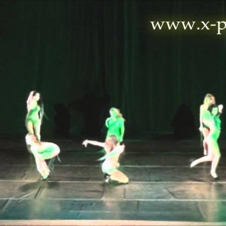 Греческие нимфы Дриады. Go Go, Стрип пластика, эротический танец.