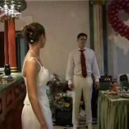 Свадебный танец. Танго.
