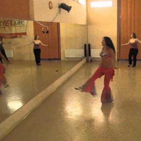 Baladi nahuand. Танец живота. Восточный танец.