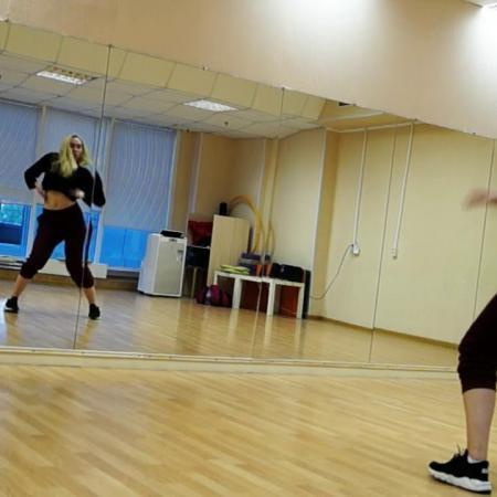 """Джаз фанк (Juzz Funk). Школа танцев """"Экспромт"""" Санкт-Петербург"""