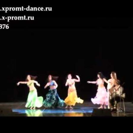 """Танец живота """"Звезда Гарема"""" (Шутка)."""