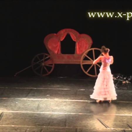"Фламенко. Школа танцев ""Экспромт""."