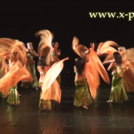 """Вечно юные  греческие нимфы лугов Лимониады!!!!! Школа танцев """"Экспромт"""""""
