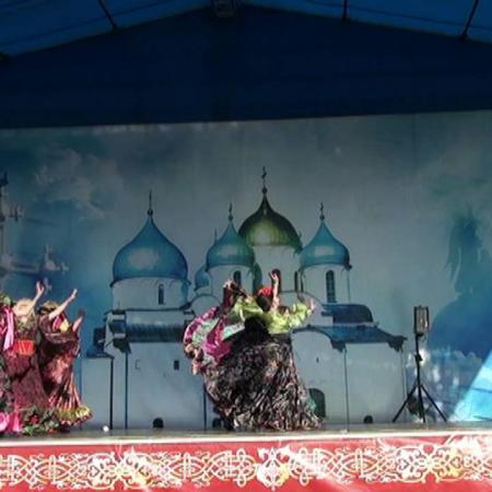 "Цыганский танец ""Прогэя"". Gypsy Dance. Школа танцев ""Экспромт"" Санкт-Петербург"