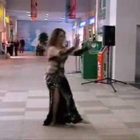 "Bellydance  ""Hopa Eshta"". Танец живота ""Хопа Эшта"". Школа танцев ""Экспромт"""