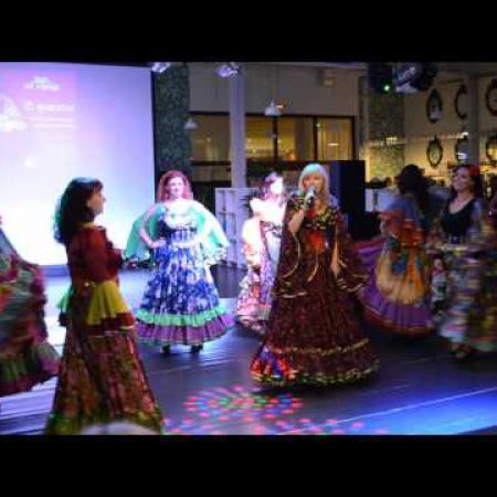 "Цыганский танец ""Нанэ Цоха"". Школа танцев ""Экспромт"""