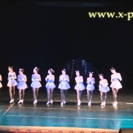 """Классическая хореография + канкан. Школа танцев """"Экспромт""""."""