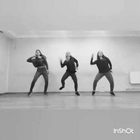 "Дэнсхолл. Dancehall. Школа танцев ""Экспромт"""
