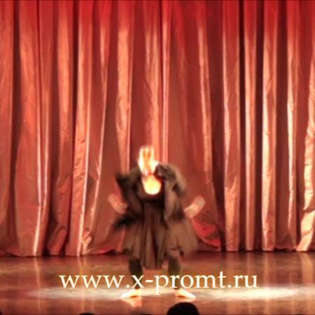 "Танец ""Смерть"" модерн джаз. Школа танцев ""Экспромт"" СПб"