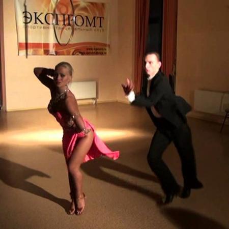 """Джайв. Школа танцев """"Экспромт"""". Латиноамериканские танцы"""