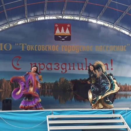 "Цыганский танец ""Танцуй девушка"". Школа танцев ""Экспромт"" СПб."