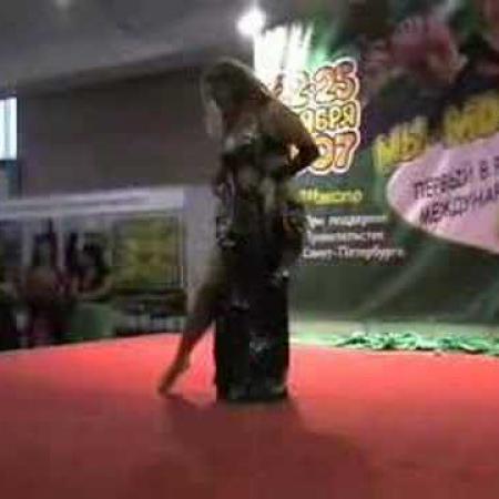 Bellydance Shik Shak Shok Танец живота Шик-шак-шок
