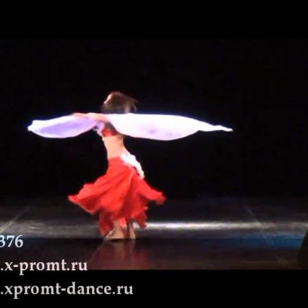 "Танец живота ""Enta omri"". Belly dance."