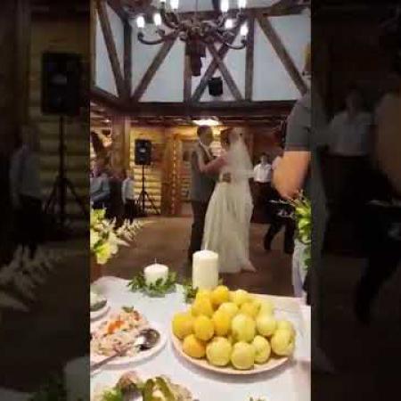 Свадебный танец. Постановка свадебного танца жениха и невесты.
