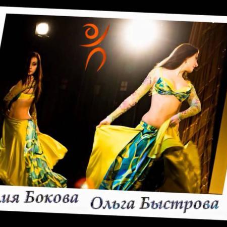 "Танец живота ""Зеркало"". Belly dance ""The mirror"""