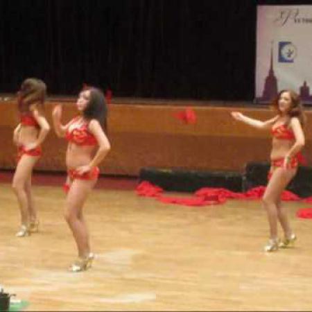 """""""Золотая Сахара"""" Gold Sahara. Танец живота (шутка) шоу."""