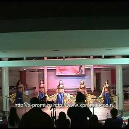 Wings  Bellydance Танец живота с крыльями «Египетский бог Ра»