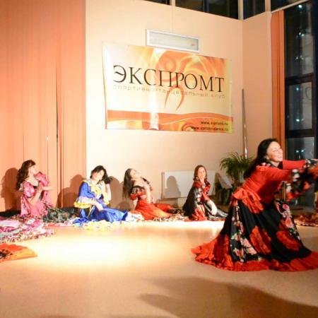"""День Бухгалтера в школе танцев """"Экспромт"""". Вечеринка."""