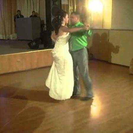 """Волшебный вальс. Свадебный танец. Школа танцев """"Экспромт"""""""