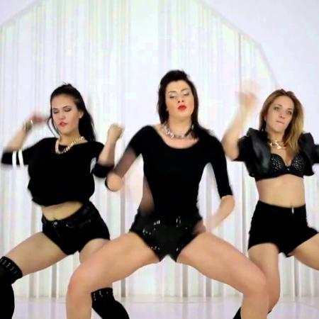 """Современные танцы, школа танцев """"Экспромт""""."""
