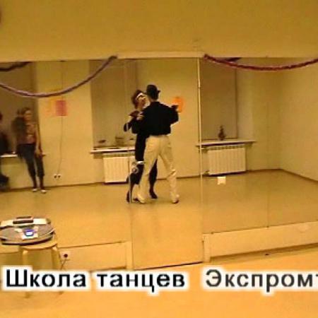 Подготовка к корпоративу компании Seb - Восток. 2007 год.