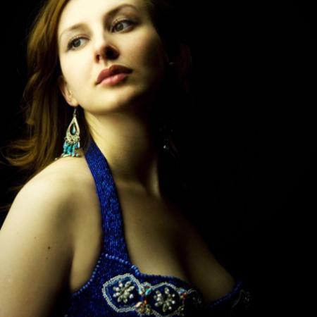 "Кособокова Полина, педагог по танцу живота в школе танцев ""Экспромт"""