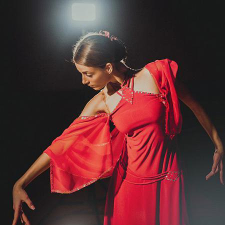 Тищенко Евгения, модерн танец, modern dance