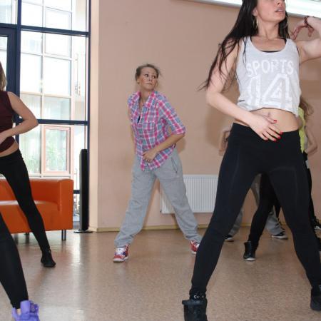 Лика Стич МК по современным танцам