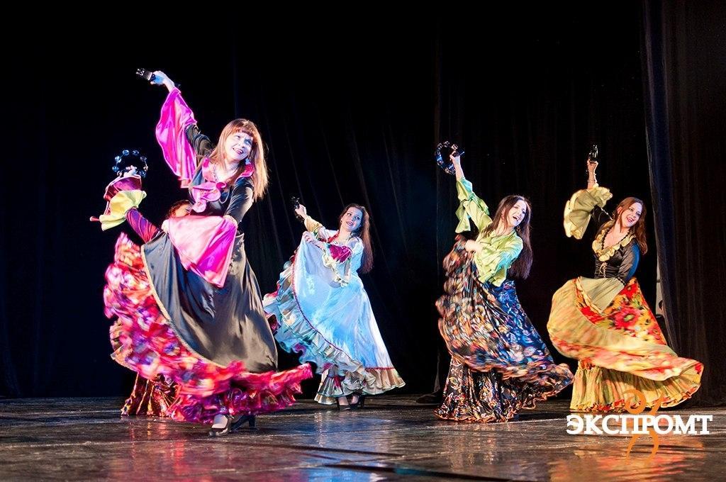 Костюмы для цыганского танца обучение
